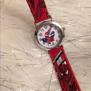 Accessories - Spider-Man leather watch